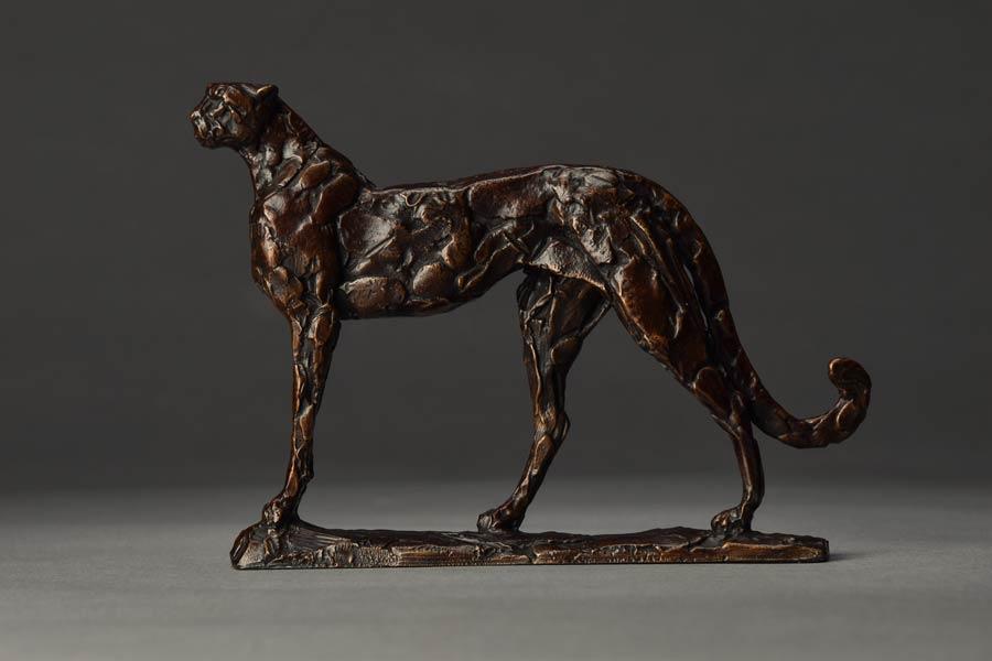 Bronze editions sculptures from wildlife sculptor & artist