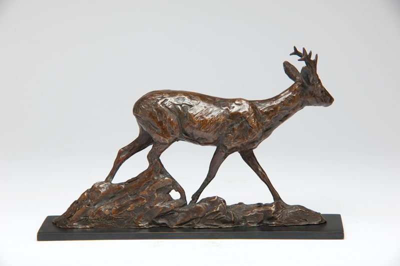 Roe Buck sculpture from David Mayer